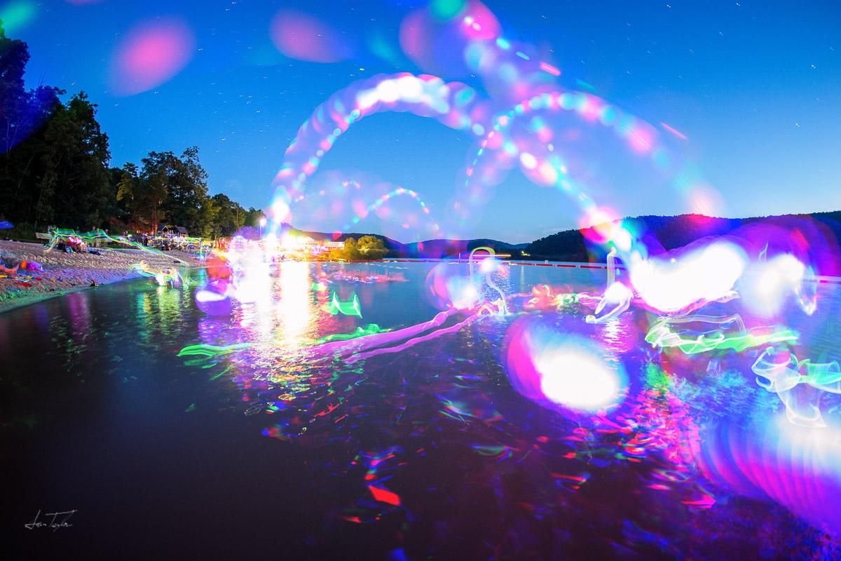 Glow Swim - West Virginia