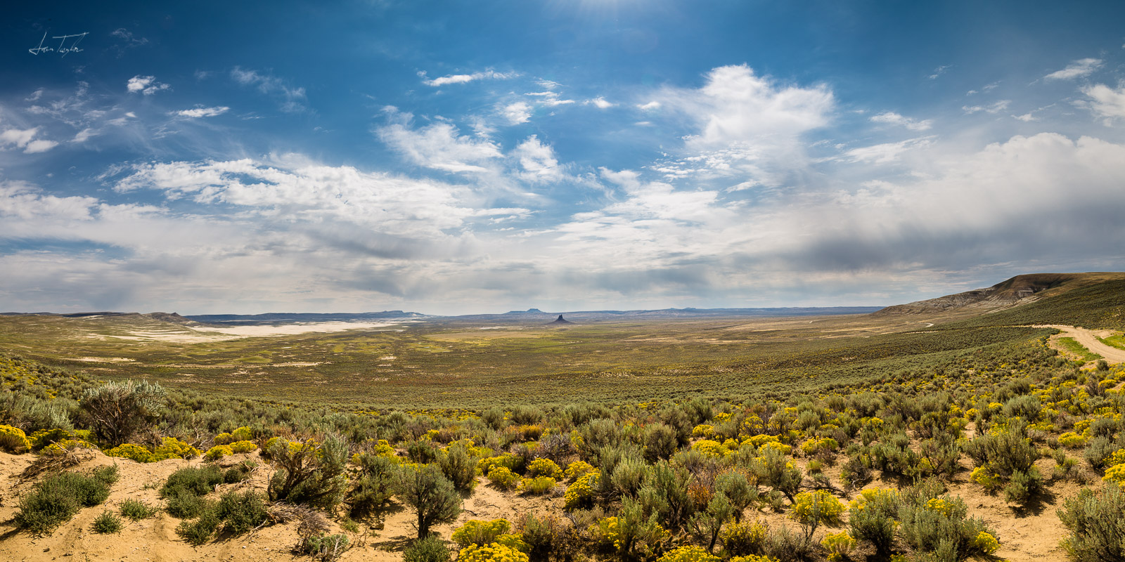 One Year Ago - Wyoming