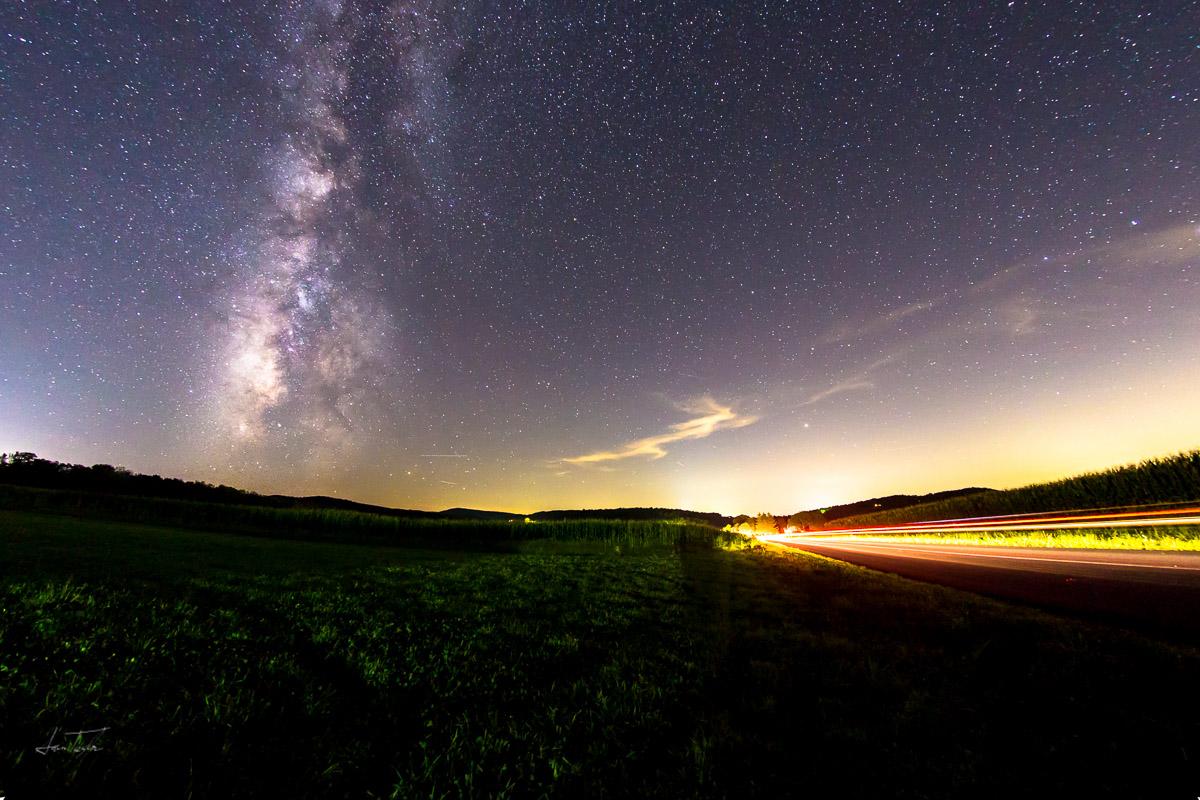 300 Miles to Sunrise - West Virginia