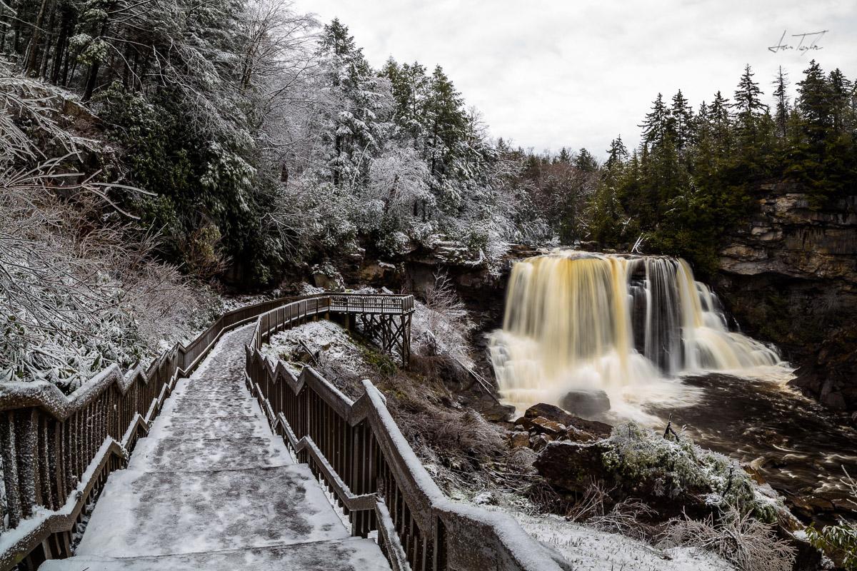 Blackwater Falls (Winter 2019) - West Virginia