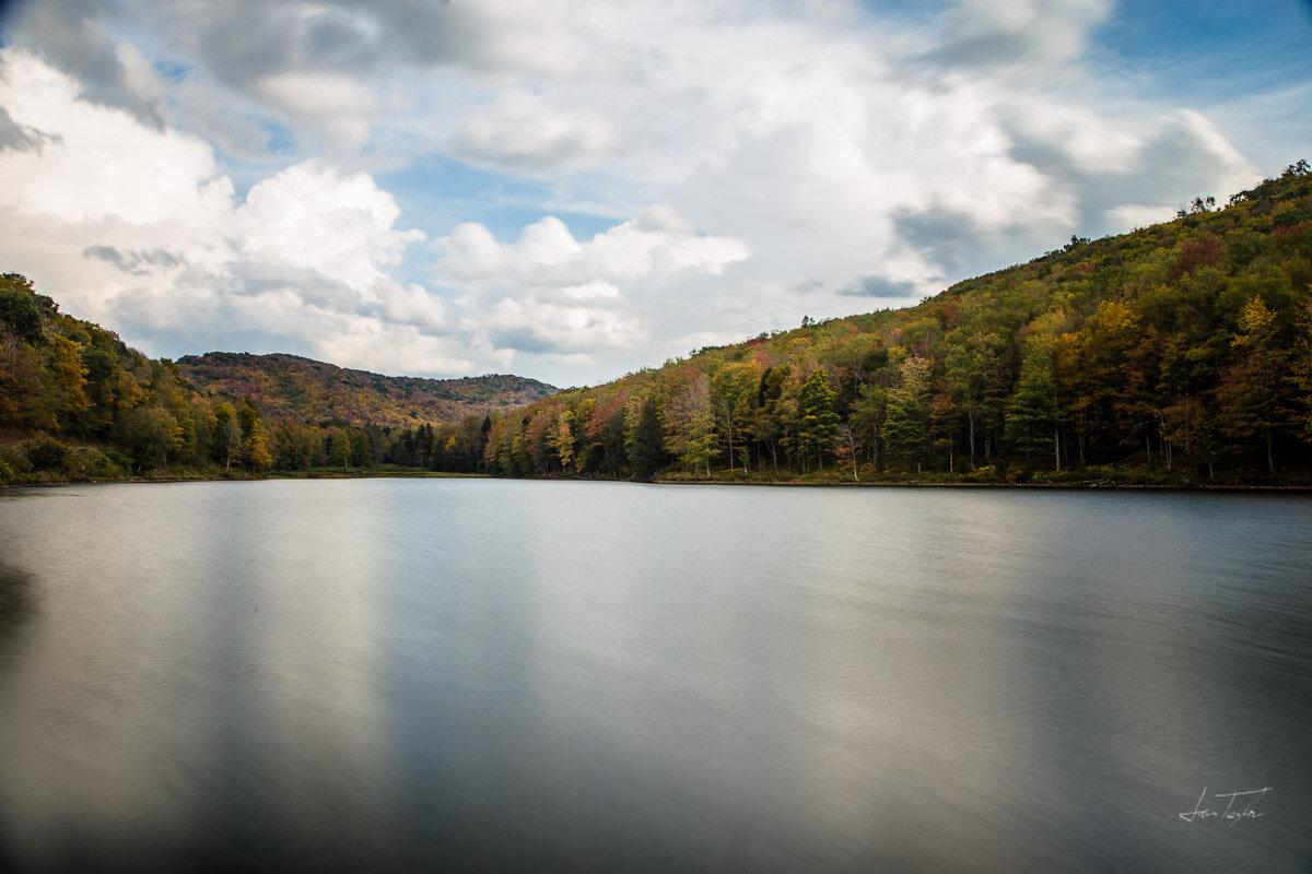 Prevailing Winds (Lake Buffalo) - West Virginia