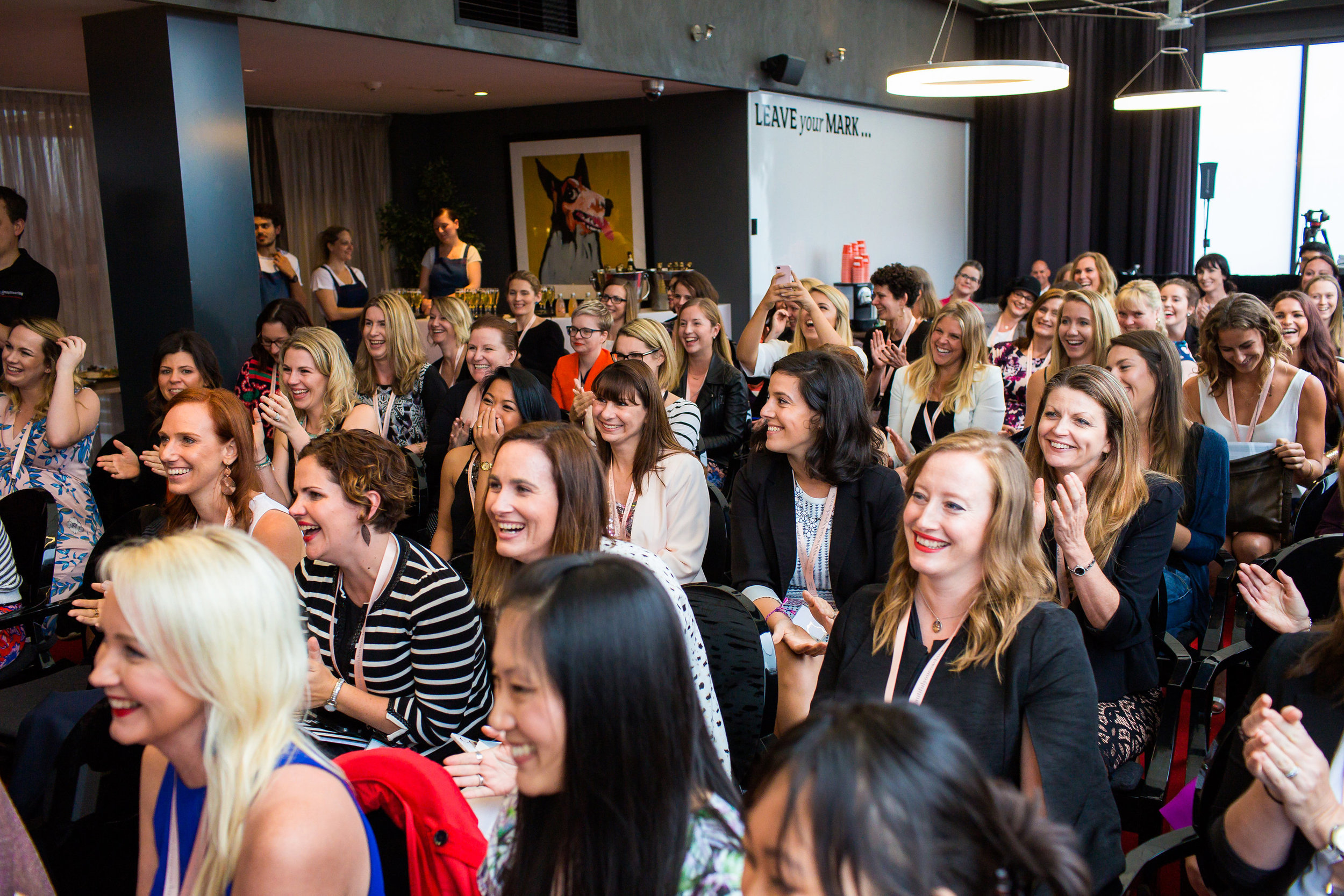 Inspiration Day, Melbourne.    Image: Fi Mims Photography.