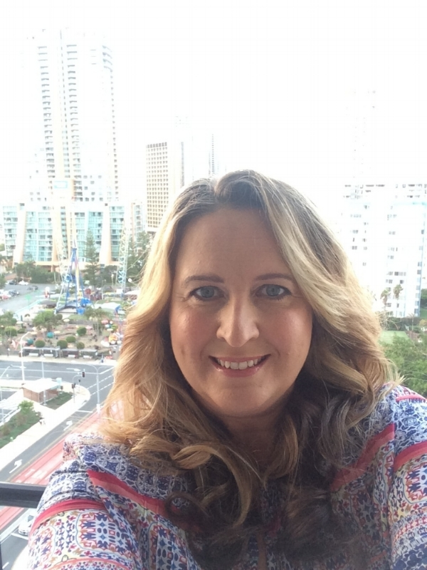 Kylie Carter - Customer Success Manager, Queensland, Australia.