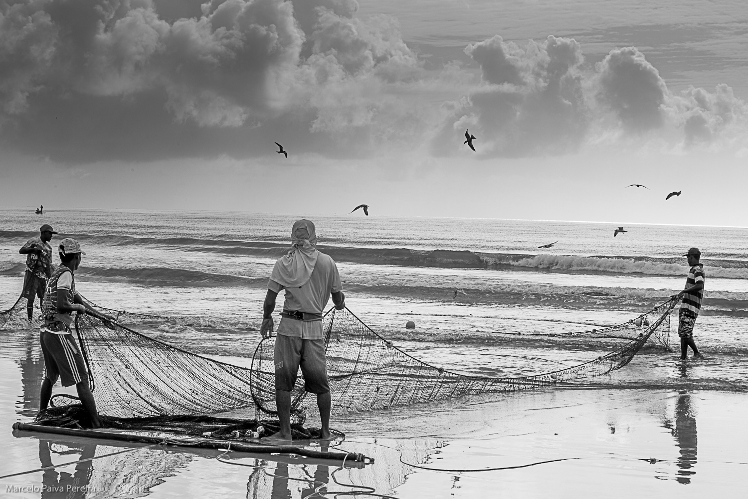 Sea Workers