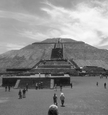 pyramind of the sun mexico