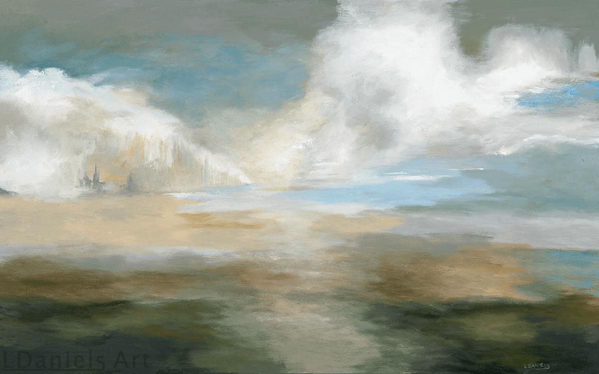 Cloudy Pastures