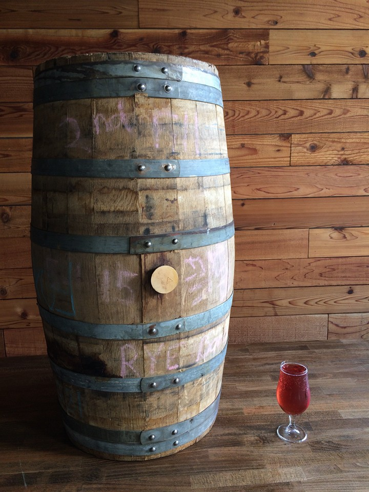 Cider Previews - Members will be able to order the Limited Release 12th Street Bittersweet Blend aged in a Rye Barrel. This won't be available to the public until June 24th at our one year anniversary party.