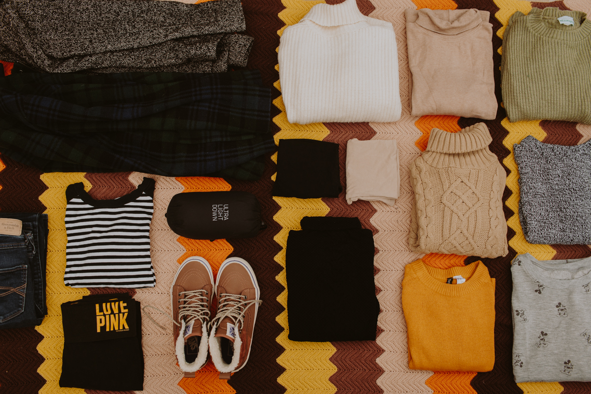 Packing for Paris 4