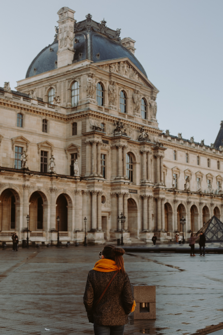 Musée du Louvre - No trip to Paris is complete without a stop at the world's most visited and biggest museum. Containing 35,000 works of art and 380,000 artifacts, the Louvre features some of the most famous art. Stop by the Mona Lisa, admire the Nike of Samothrace, take a gander at the Venus de Milo, or step back in time at Napoleon's apartments. If making a trip to the Louvre, venture beyond these must see pieces, but know you won't see everything in this giant museum.