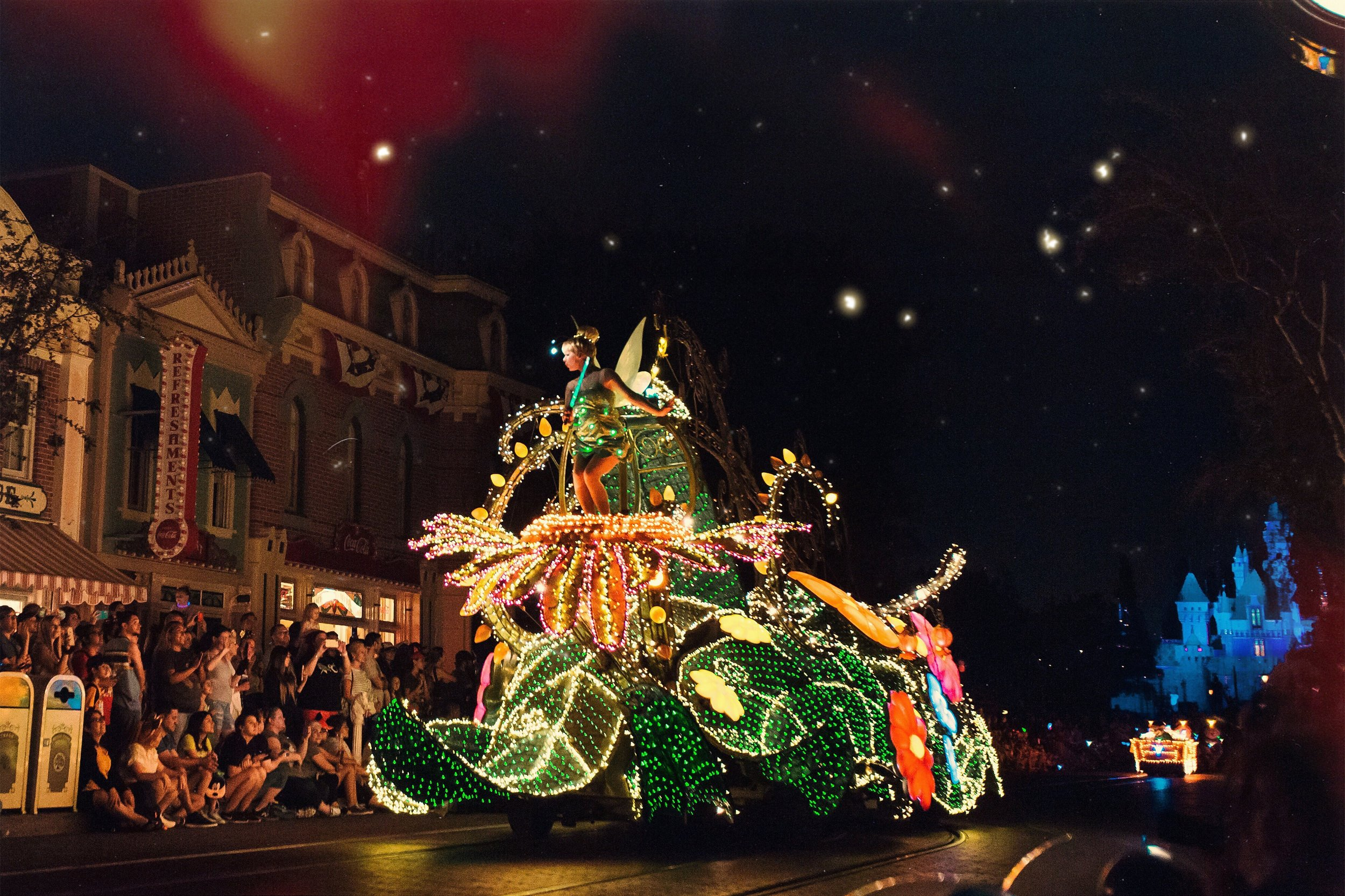 disneyland electrical parade