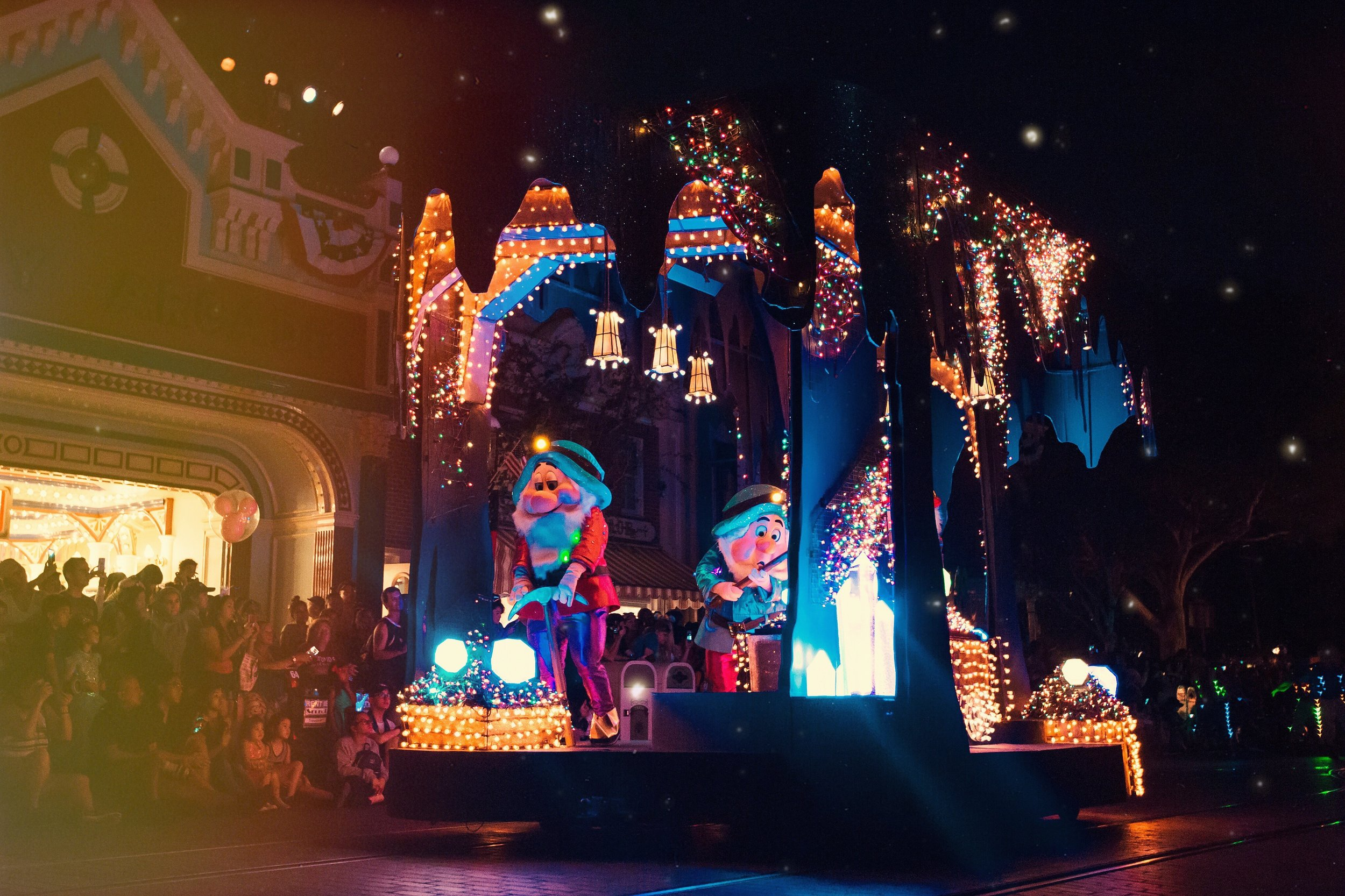 disney light parade