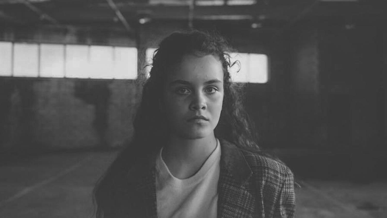 Isabella McDonald still from the video.