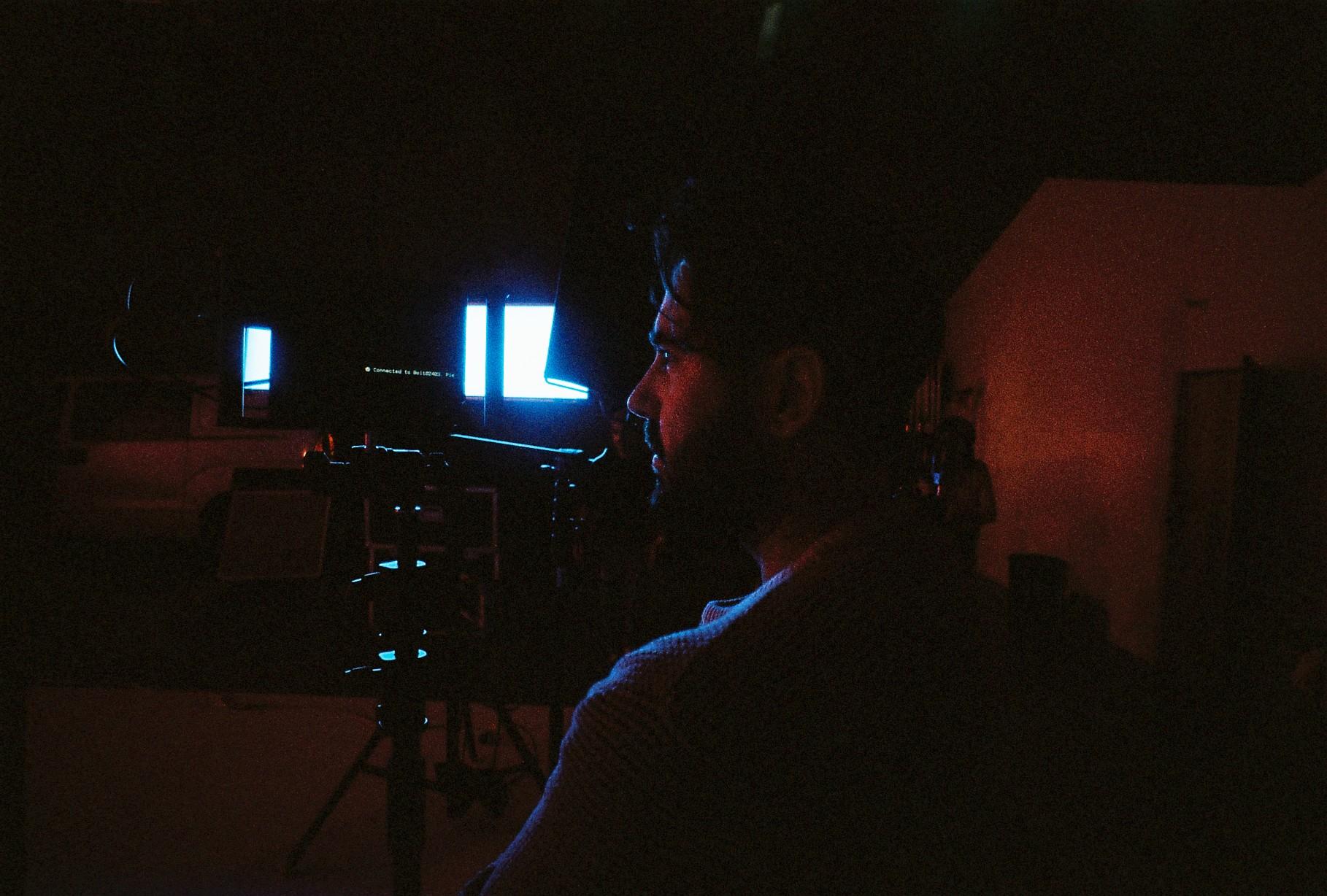 Director Bradley Murnane