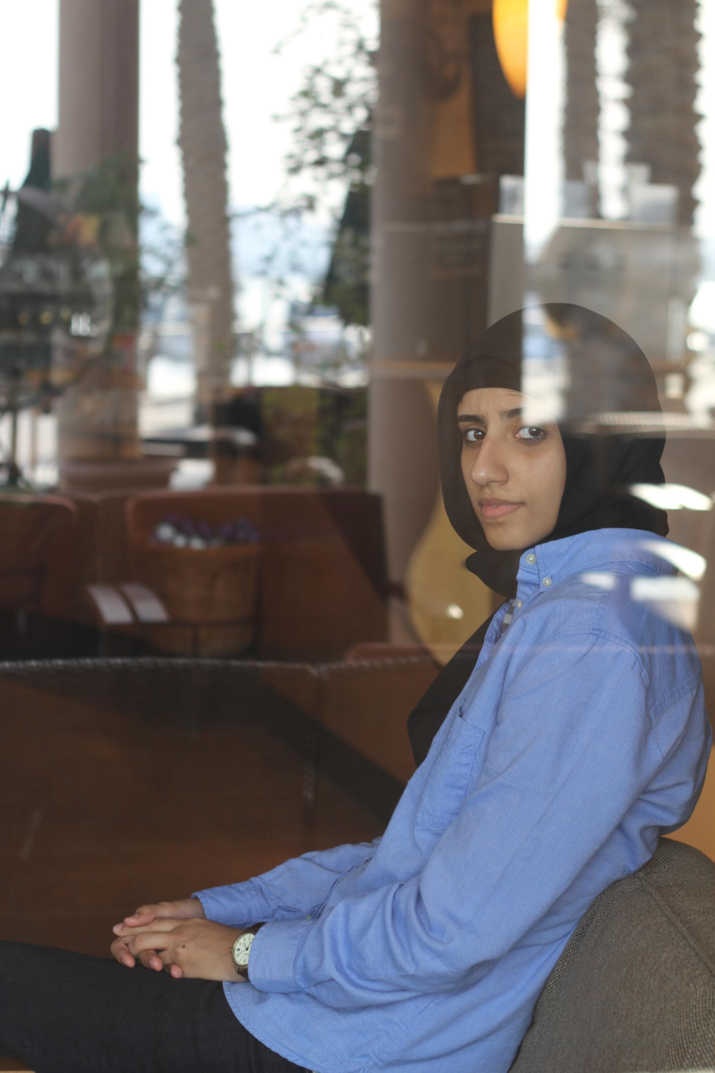 Zahra Al-Mahdi // Artist