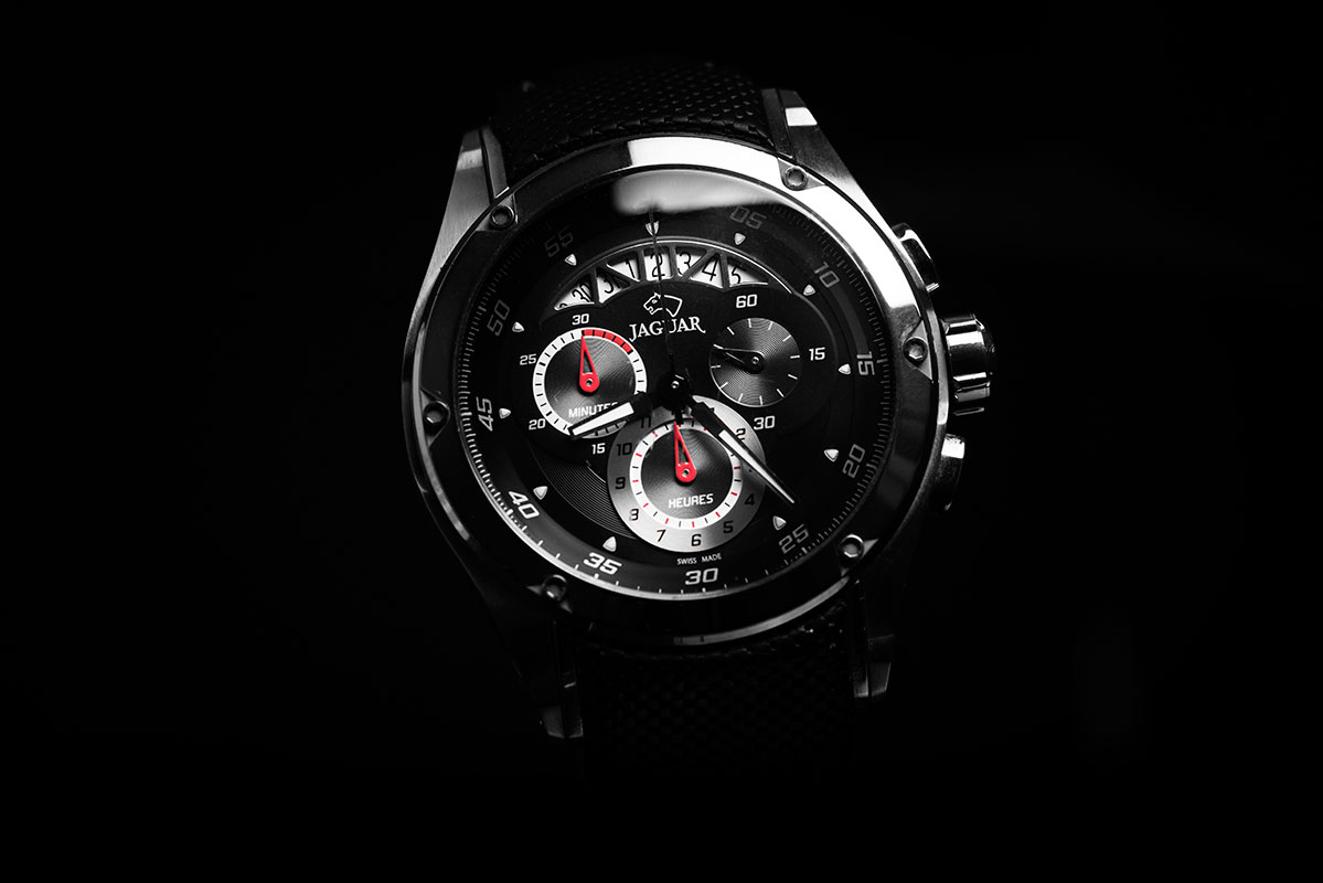 Jaguar J652/1 watch - Swiss made