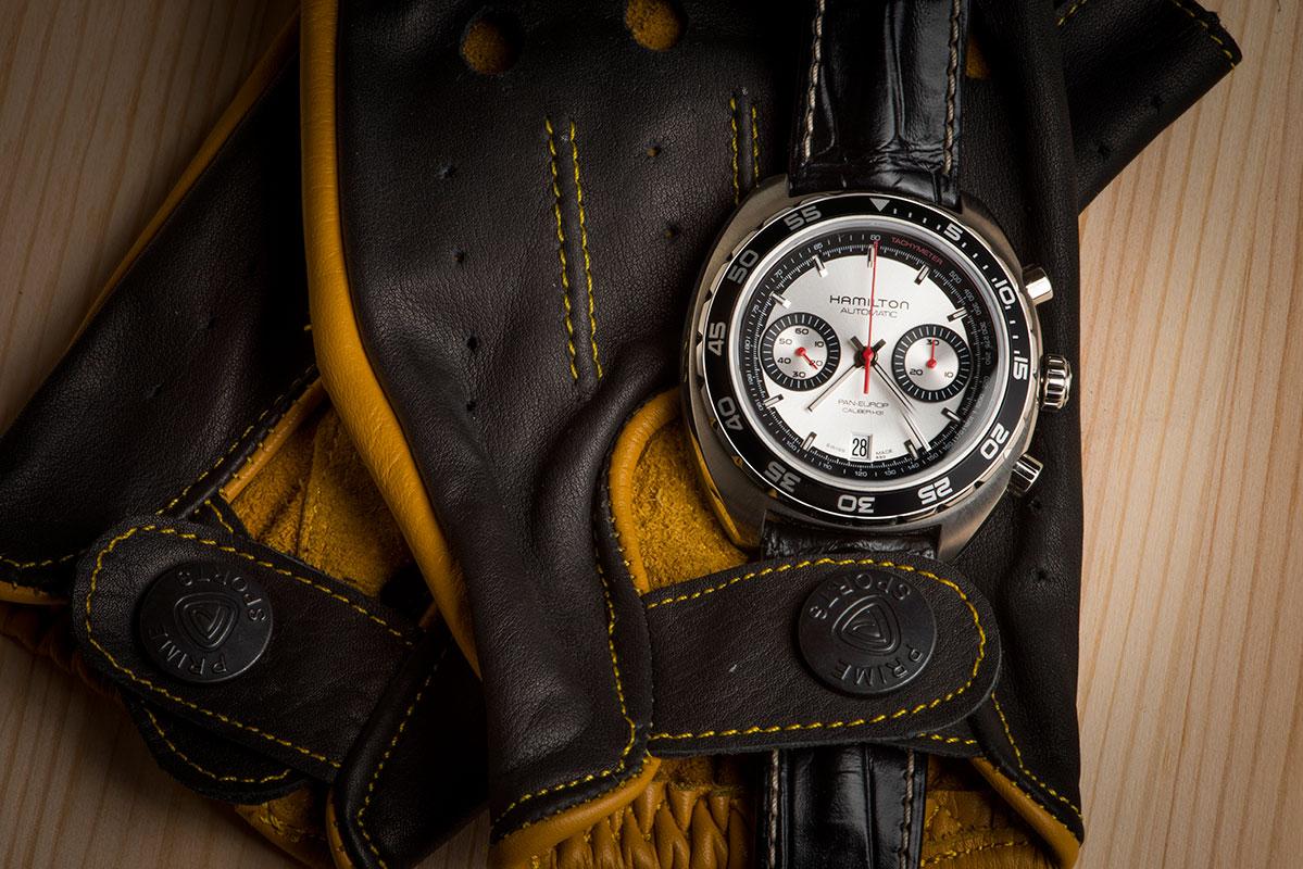 Hamilton Classic Pan Europ Auto Chronograph H35756755