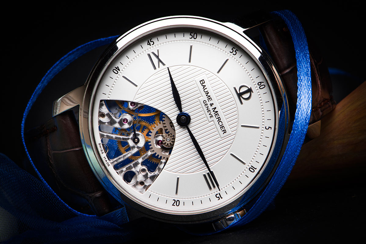Baume & Mercier Classima Open Squelette Executive 8786