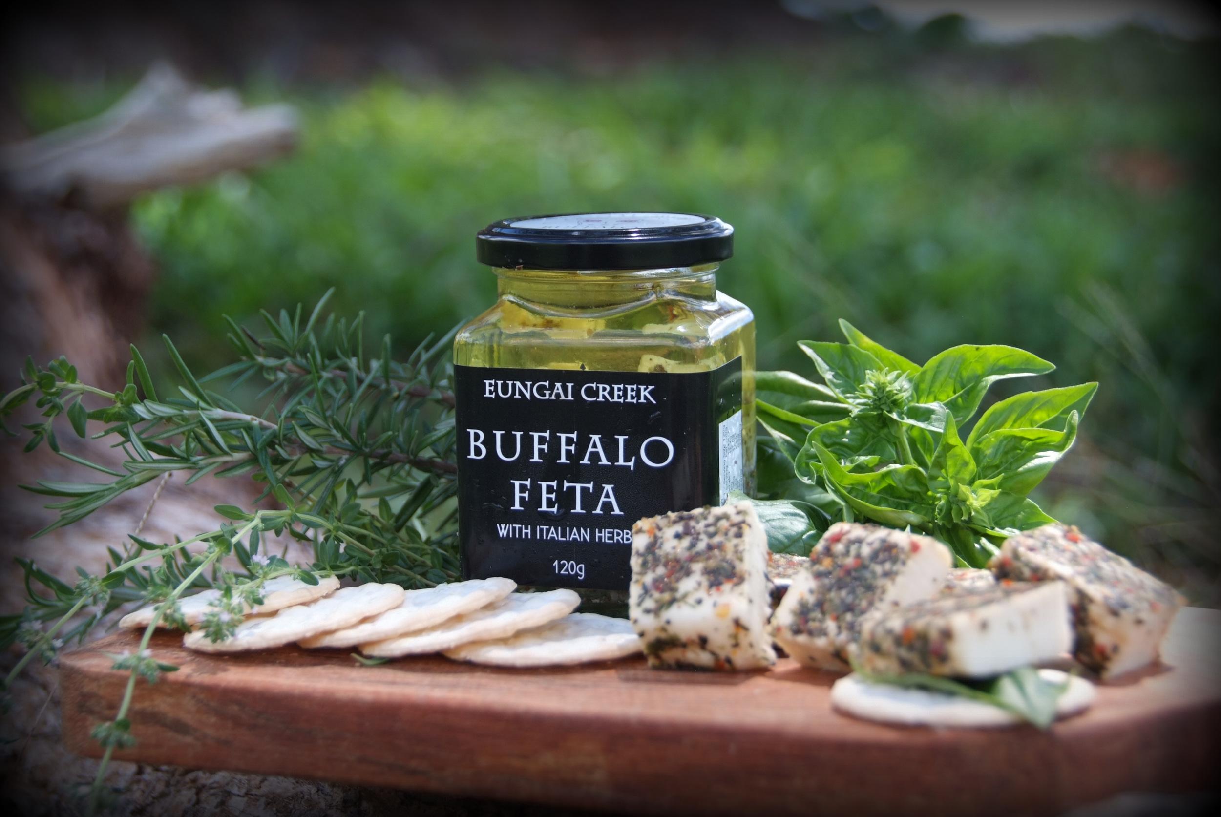 Our popular Buffalo Feta.