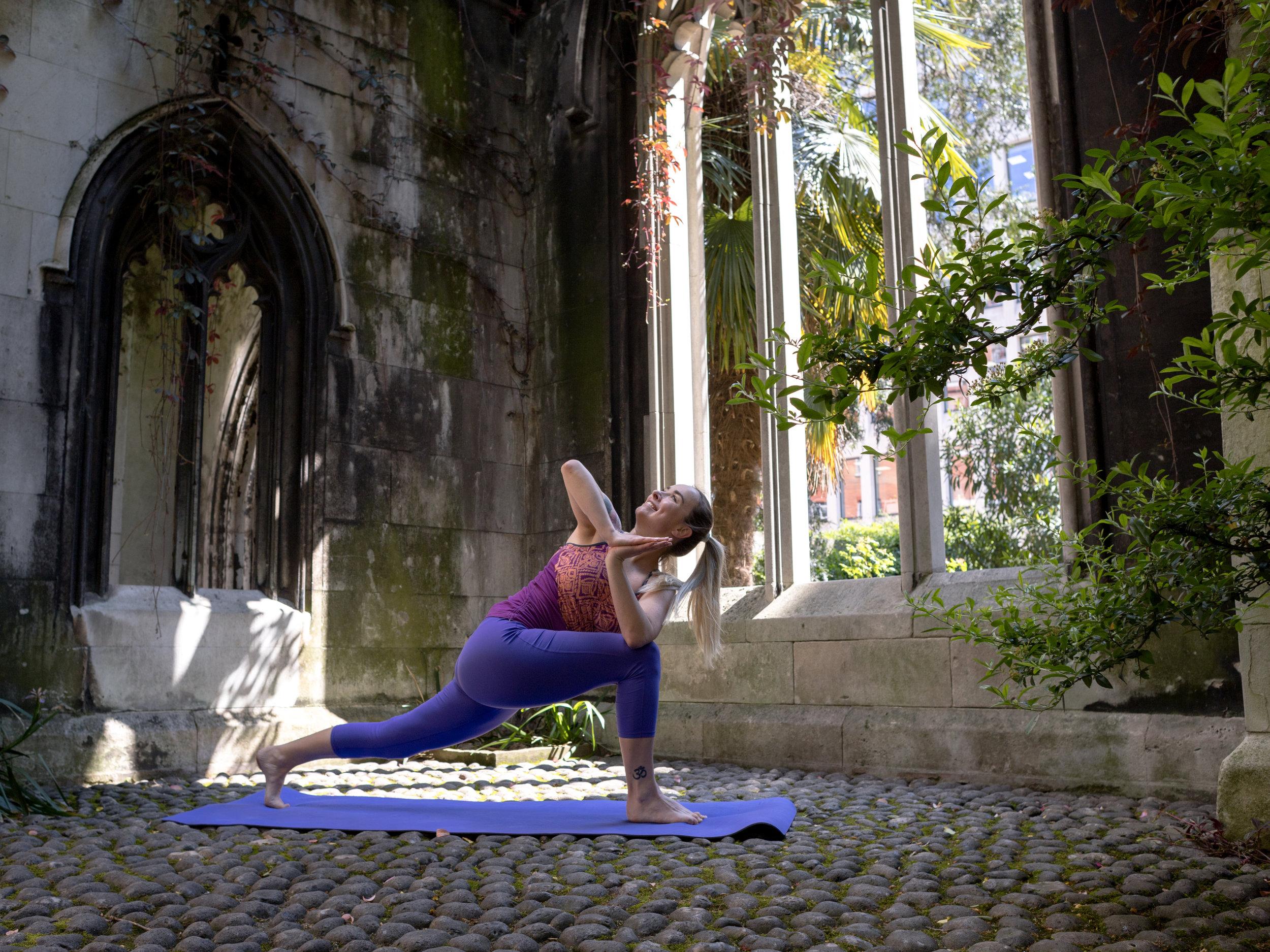 yoga classes london camden holborn
