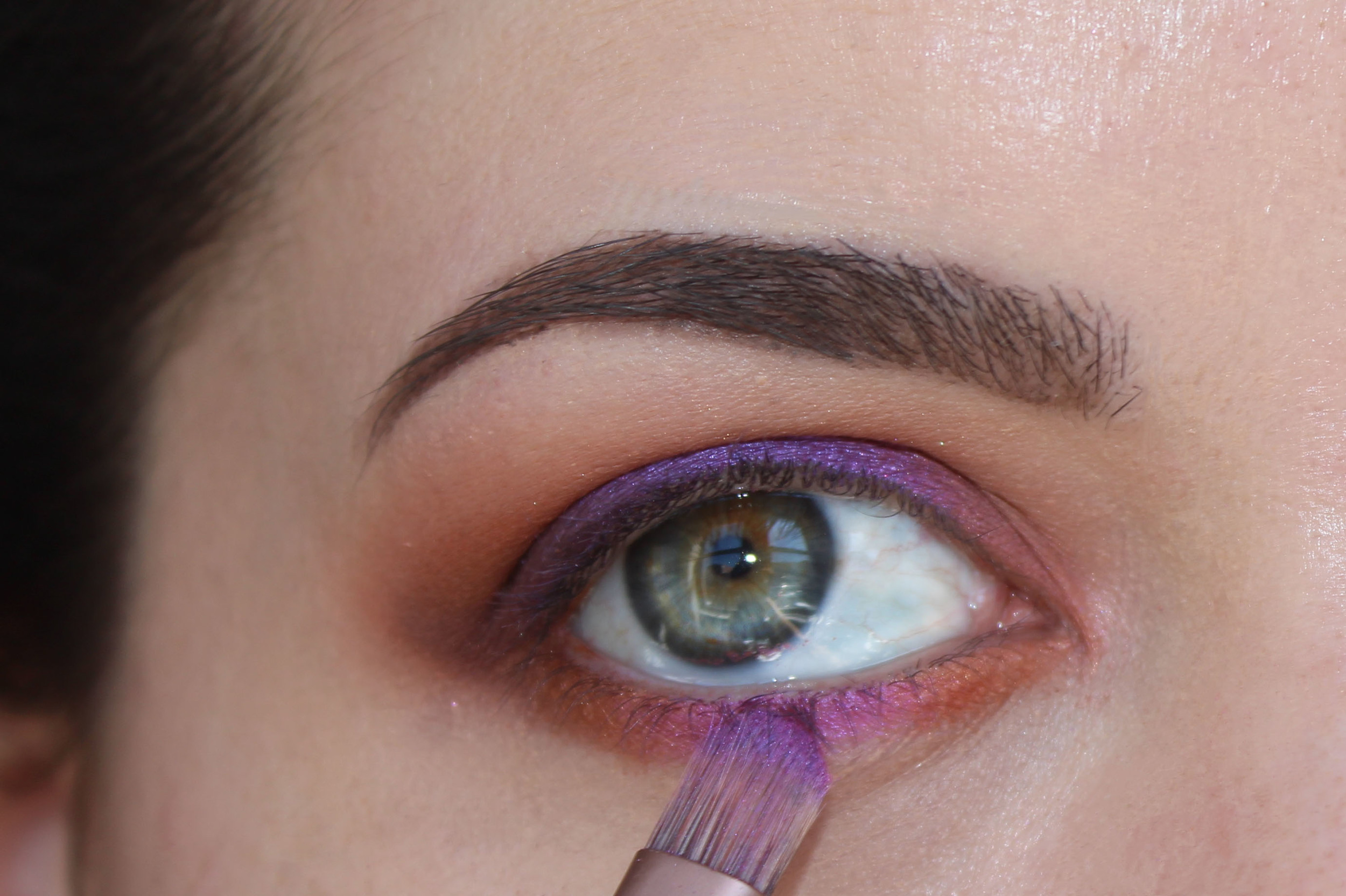 Peanut Butter and Jelly Palette