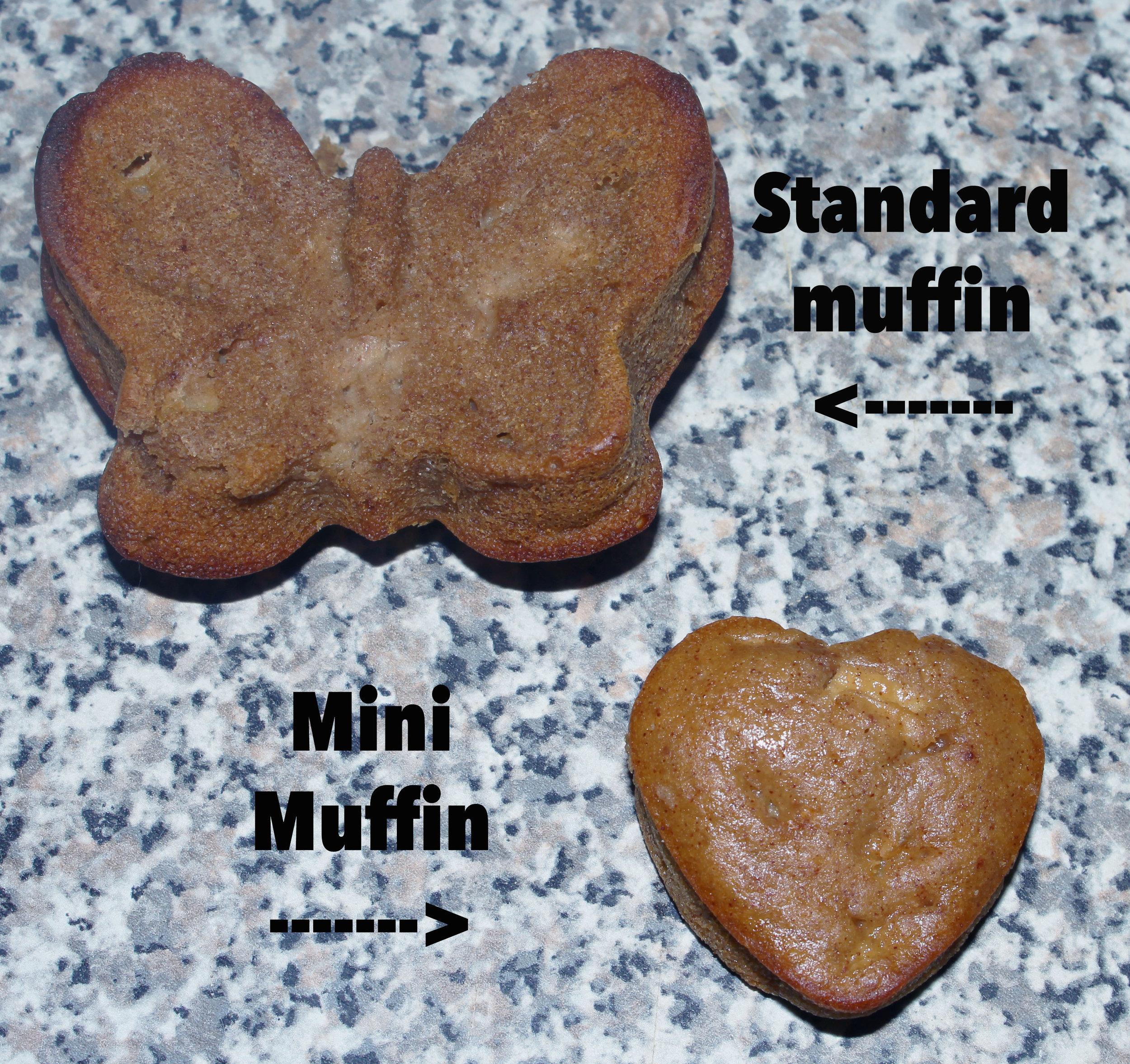 Healthy Blender muffins toddler
