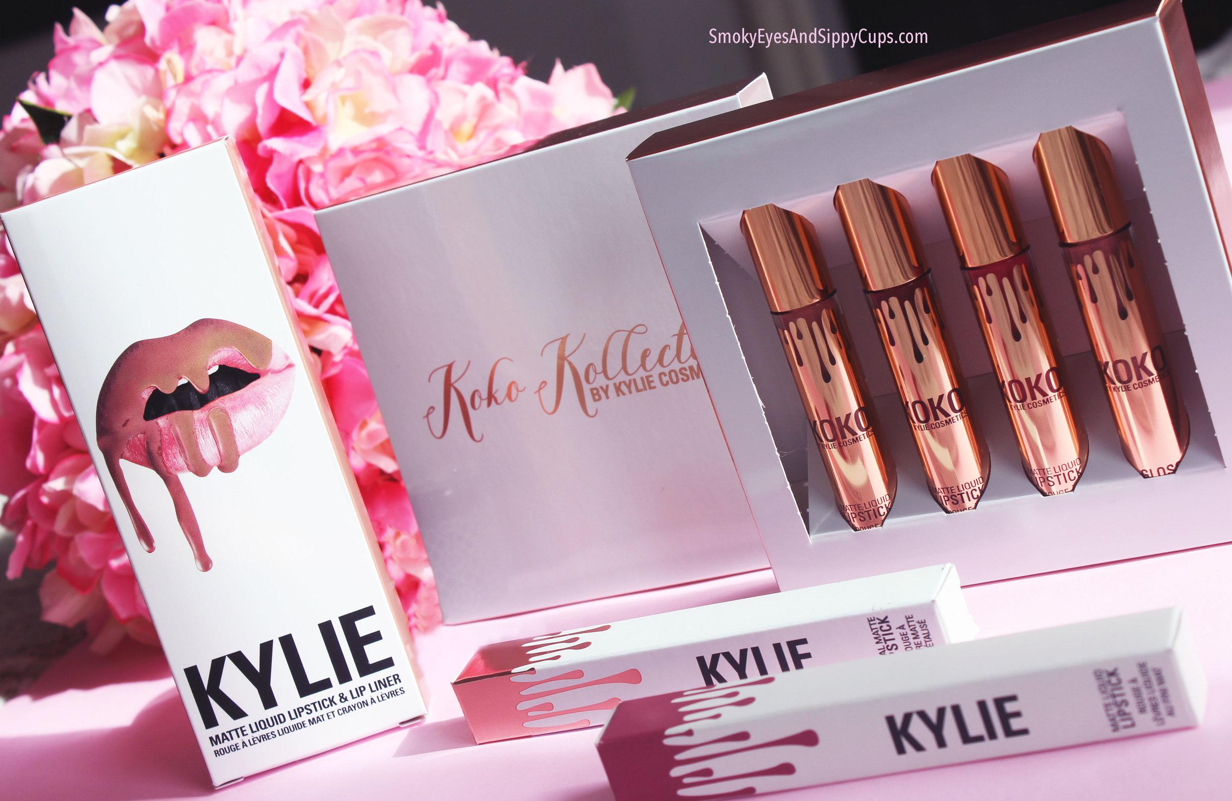 Kylie Jenner Lipkit Haul Khloe Kardashian kit