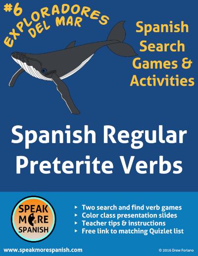 Click the image to play Exploradores del Mar!