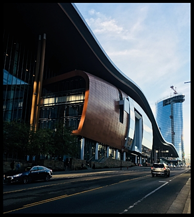 Music City Center. Nashville, TN.  ACTFL 2017!