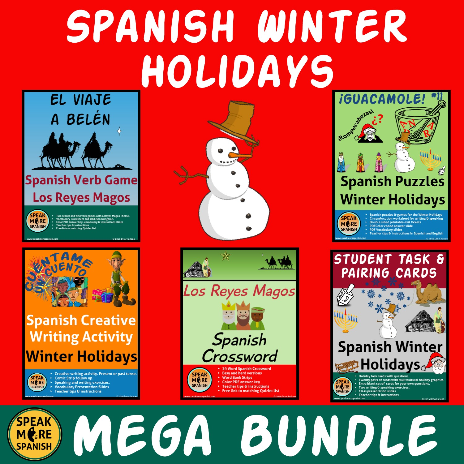 Holiday Spanish vocabulary Bundle.jpeg