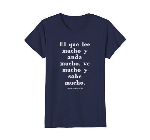 Don Quixote Quote Tee - Click image to see all T-shirt options