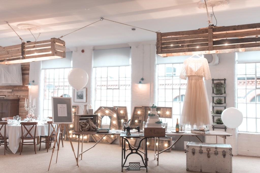 Spacious Wedding Space