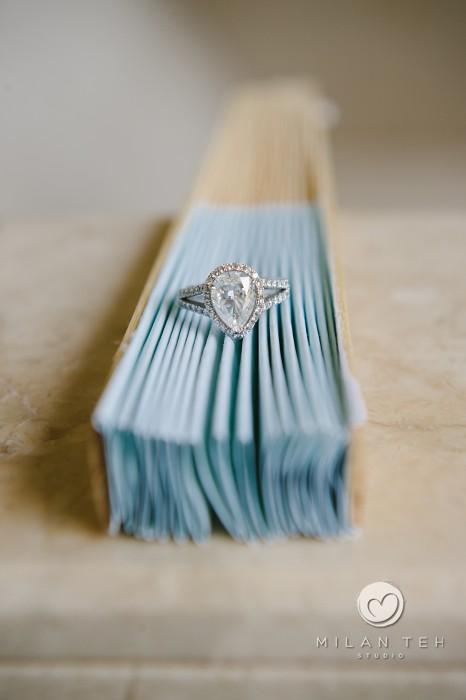 fancy engagement wedding ring
