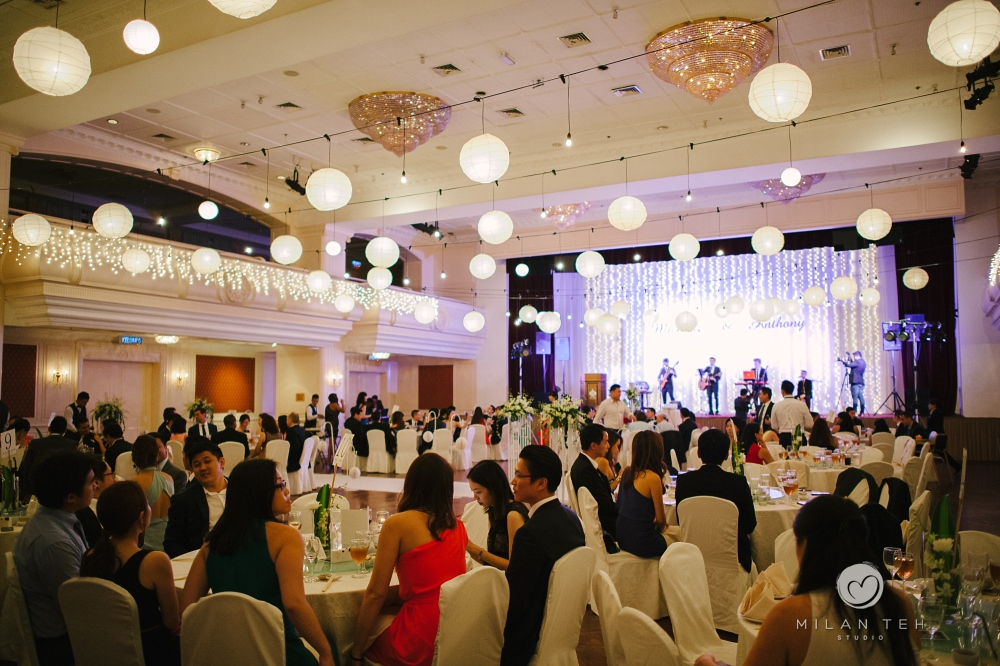 wedding dinner e&o hotel penang