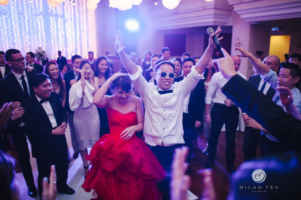 dance floor at e&o hotel penang