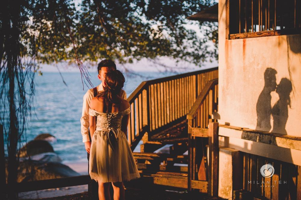 creative penang wedding photography