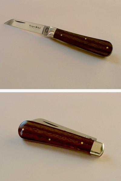 Gardening pocket knife