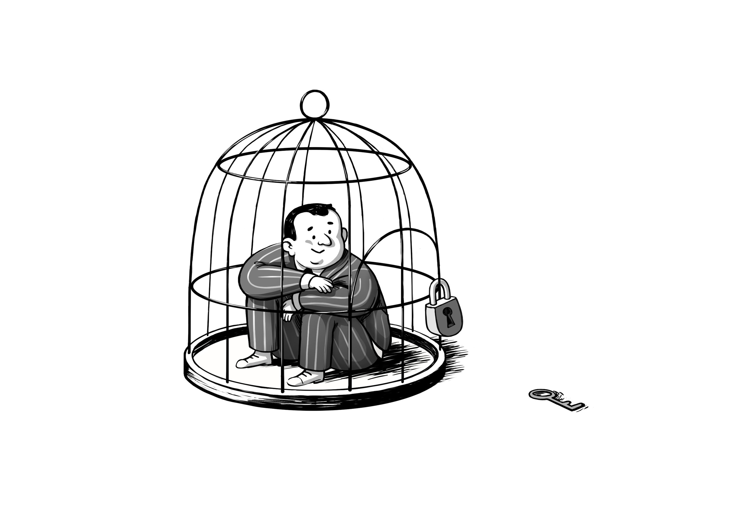Illustration for Niëten.