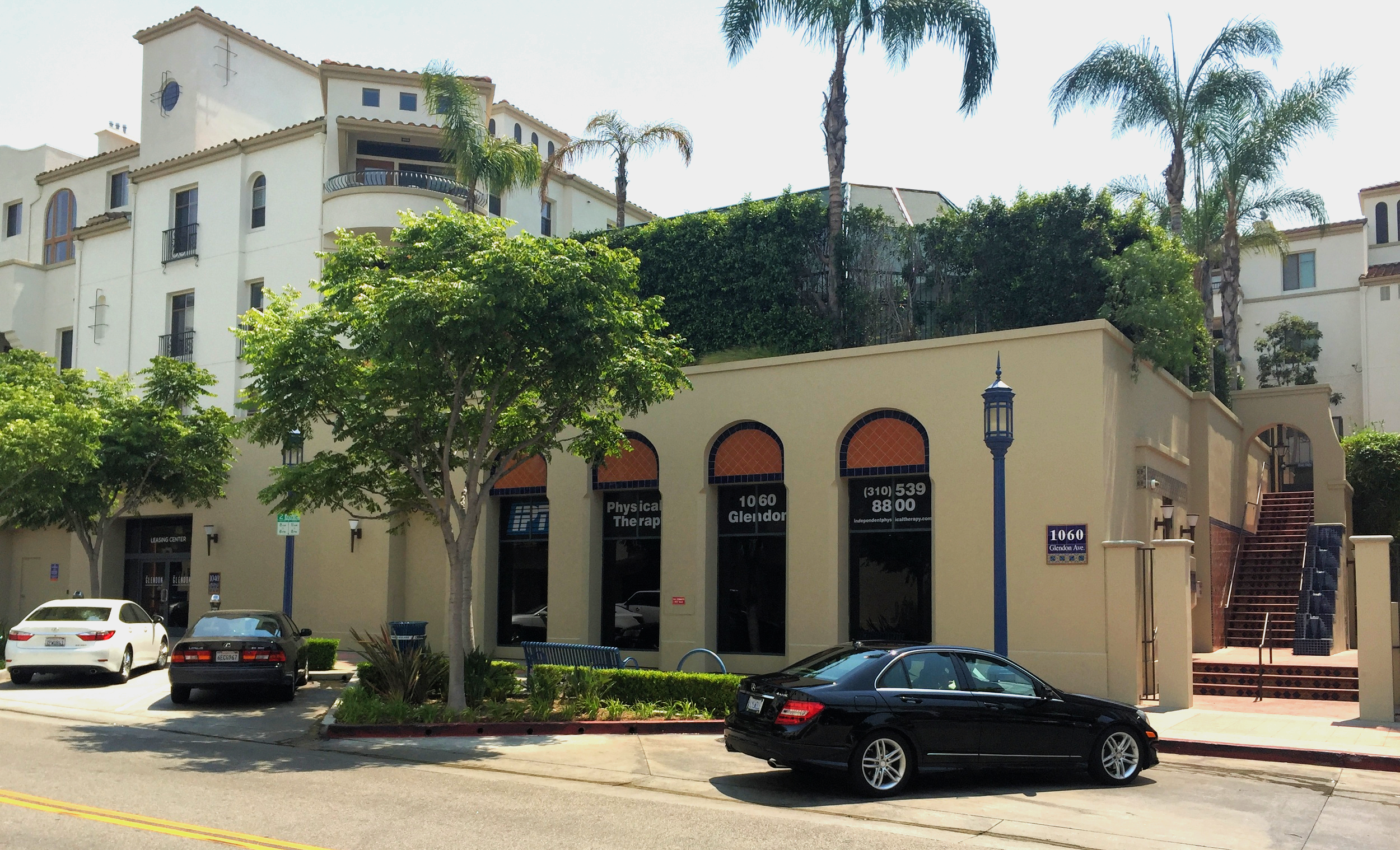 Westwood/UCLA — Independent Physical Therapy