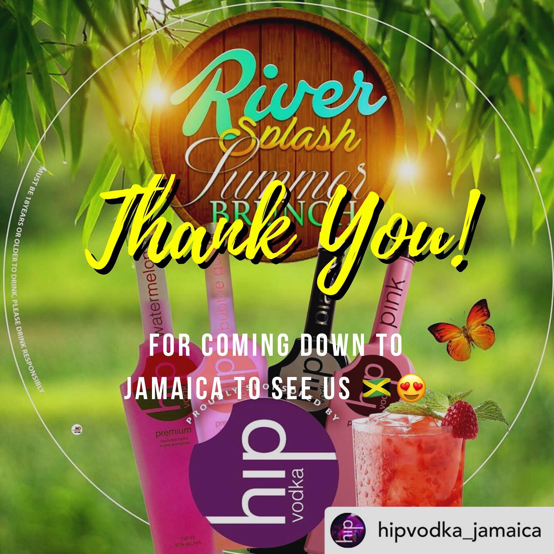 🇯🇲 River Splash Brunch in Jamaica 🇯🇲