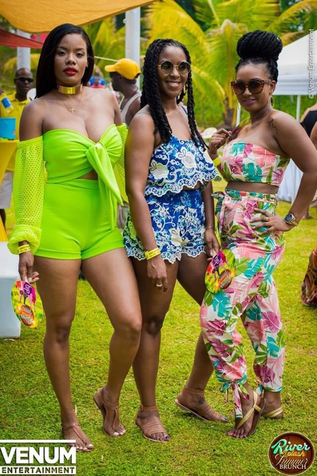 🇯🇲 River Splash Brunch in Jamaica 🇯🇲
