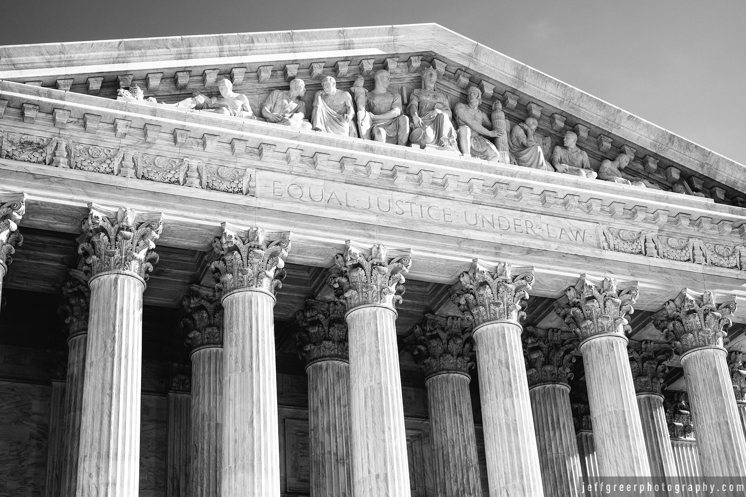 Supreme Court Building, Detail