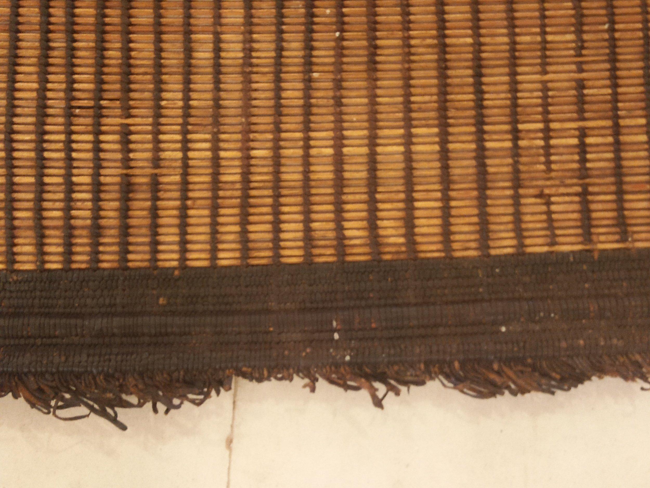 Tuareg leather and straw mat Moroccan Berber Carpets.jpg