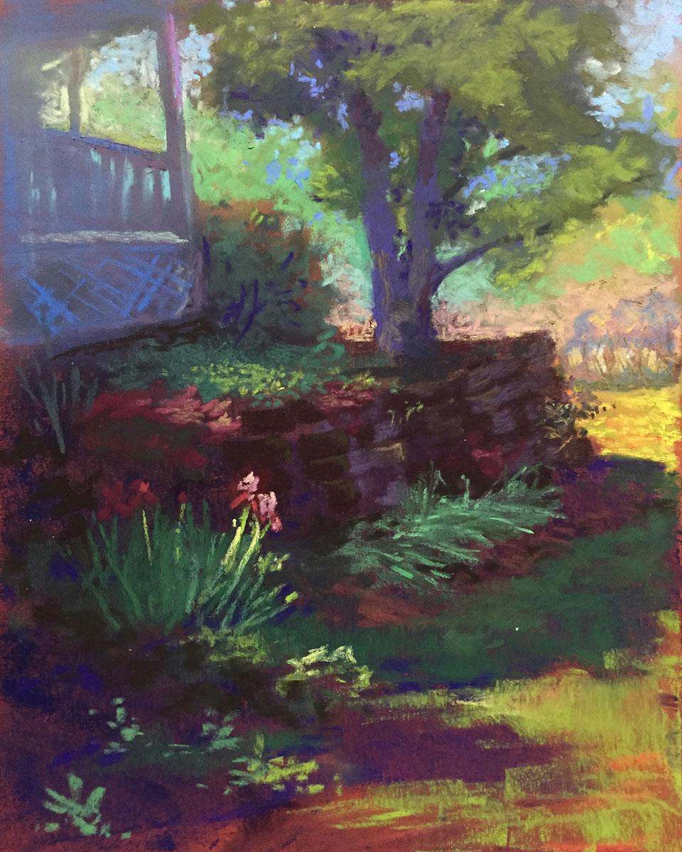 Eleanor's Garden by Mary Ann Trzyna