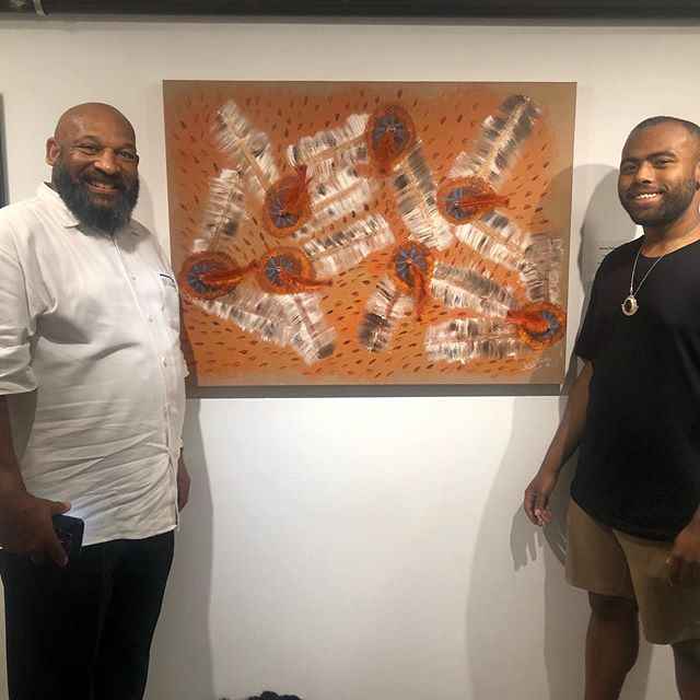 A few stunning snapshots from the reception for Union Street Gallery's fundraising exhibition titled SEVEN. Thank you to the artists and everyone who came  today to support. The exhibition is on view until the end of the month please feel free to stop by. #chicagoheights #chicagosouthland #nonprofitartgallery