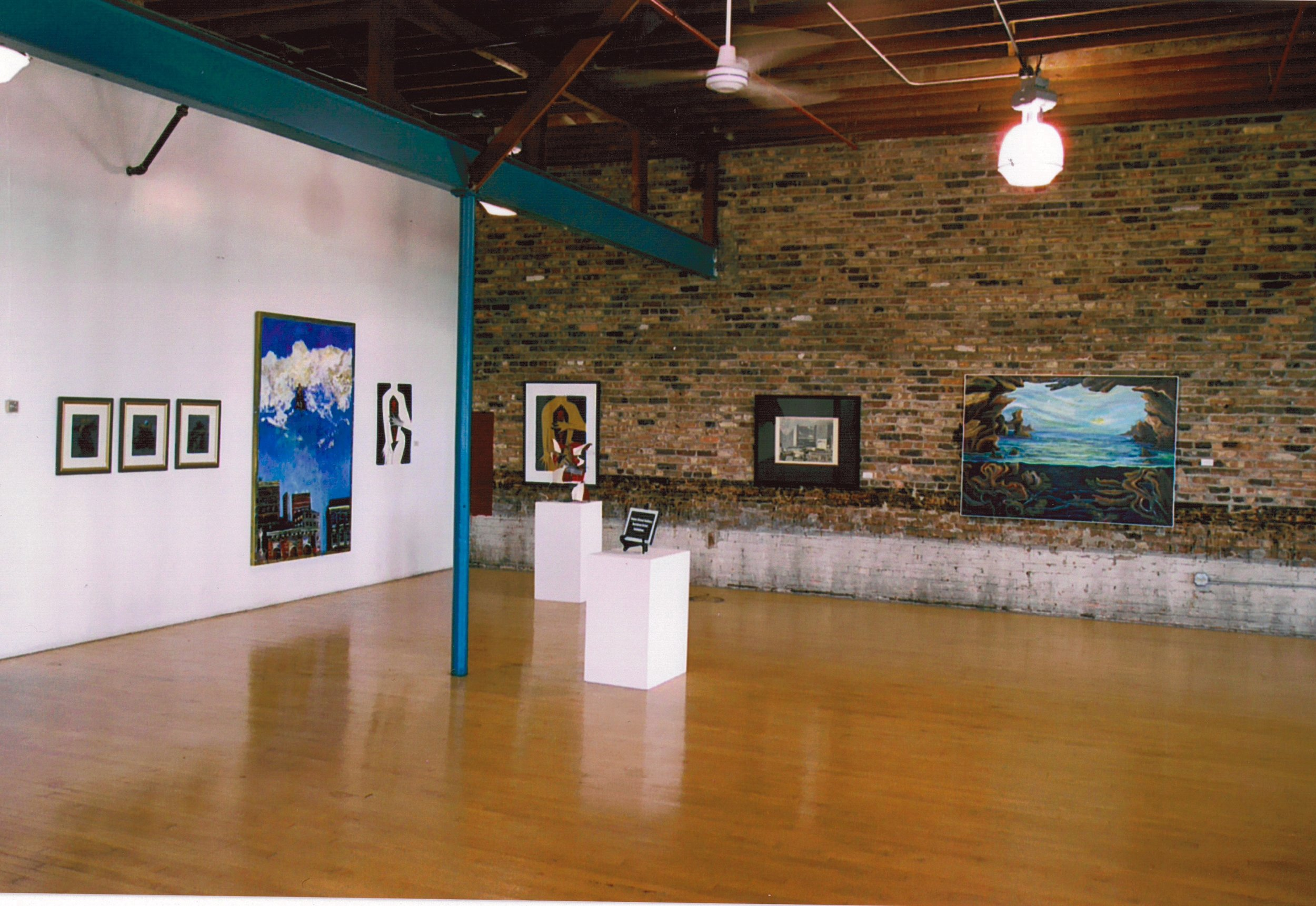 Original Gallery Space