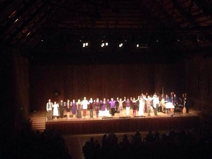 Poppea curtain call