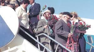 Orosz zsidók megérkeznek Izraelbe