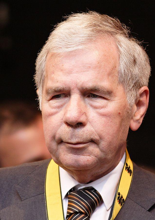 Horn Gyula a 75. születésnapján