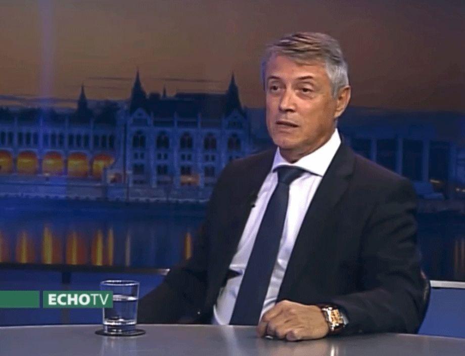 """Földi László hírszerző, a """"Nyírfa"""" ügy főszereplője"""