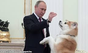 Vlagyimir Putyin: a jutalomfalat